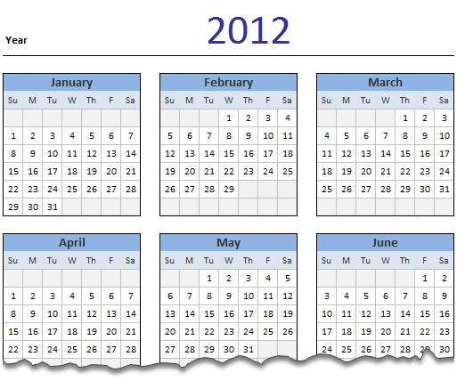 Calendar Monthly Excel : All articles on calendar chandoo learn microsoft