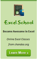 Excel School Closing in a Few Hours – Join Now!