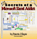 101 Excel Secrets – Recommended E-Book