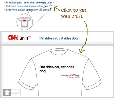 Rat rides a cat riding dog on your t-shirt ... huh!