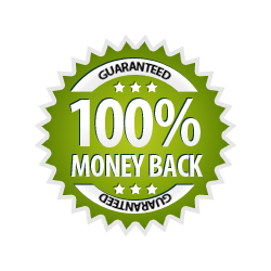 We offer 100% Money Back Guarantee for 30 days.
