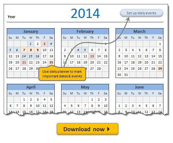 free-calendar-and-daily-planner-template-2014