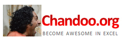 Chandoo alternate logo