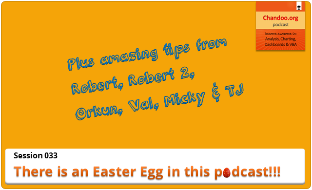 CP033: There is an Easter egg in this podcast!!!