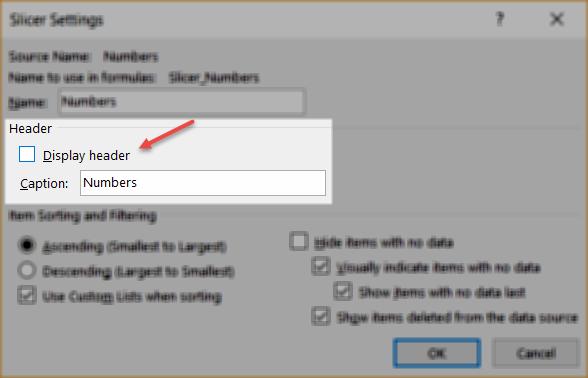 disable-slicer-header