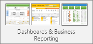 Dashboards & Business Reporting in Excel