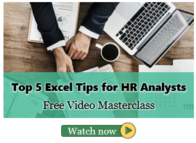 Top 5 HR Analytics Examples in Excel