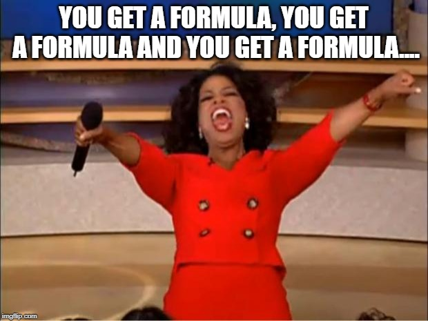 Top 10 Excel Formulas for any situation